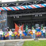 29 июля —  1 августа   Районный праздник «Наш общий дом — земля Ленинградская»