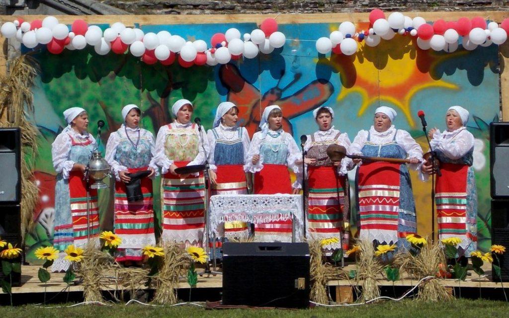 22 июля | IXФестиваль народных музыкальных традиций «Череменецкое ожерелье»