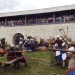 Фестиваль в Старой Ладоге посетили более 1500 человек