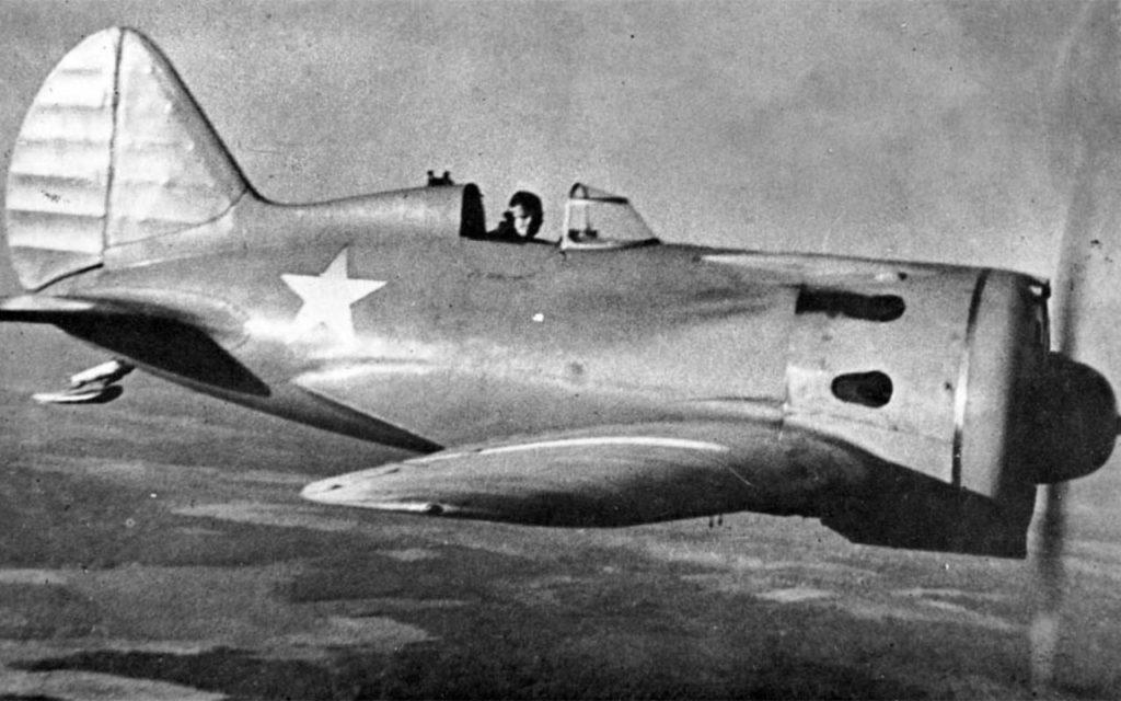 В Кировском районе найдены обломки советского истребителя