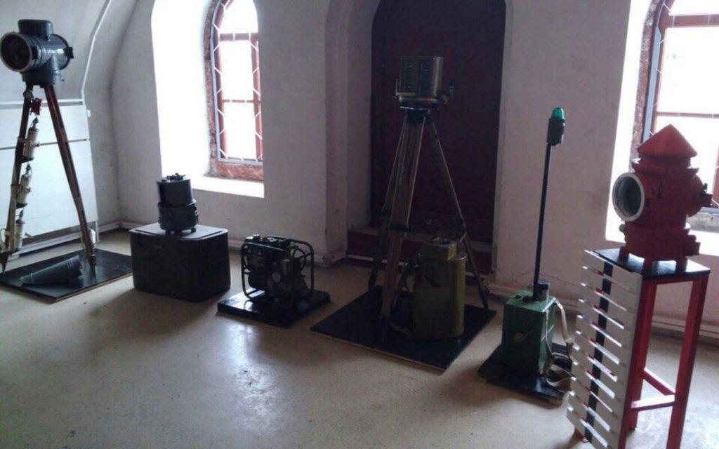 Музей маячной службы открылся в Кронштадте