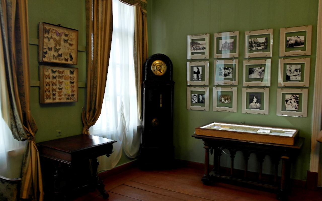 Музей-усадьба В. Набокова