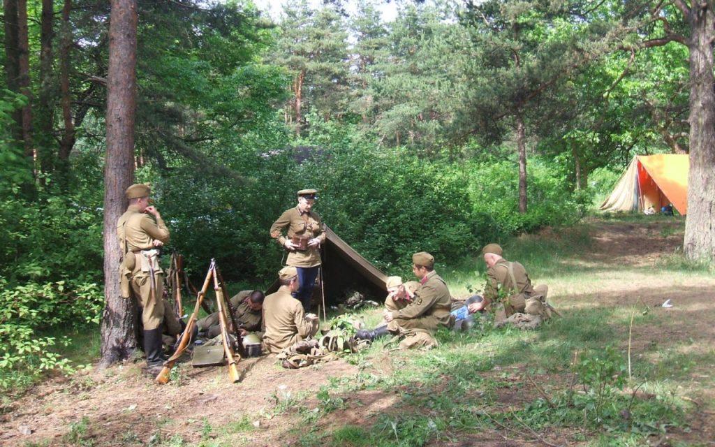 4 августа | V Военно-исторический фестиваль «Бои местного значения»