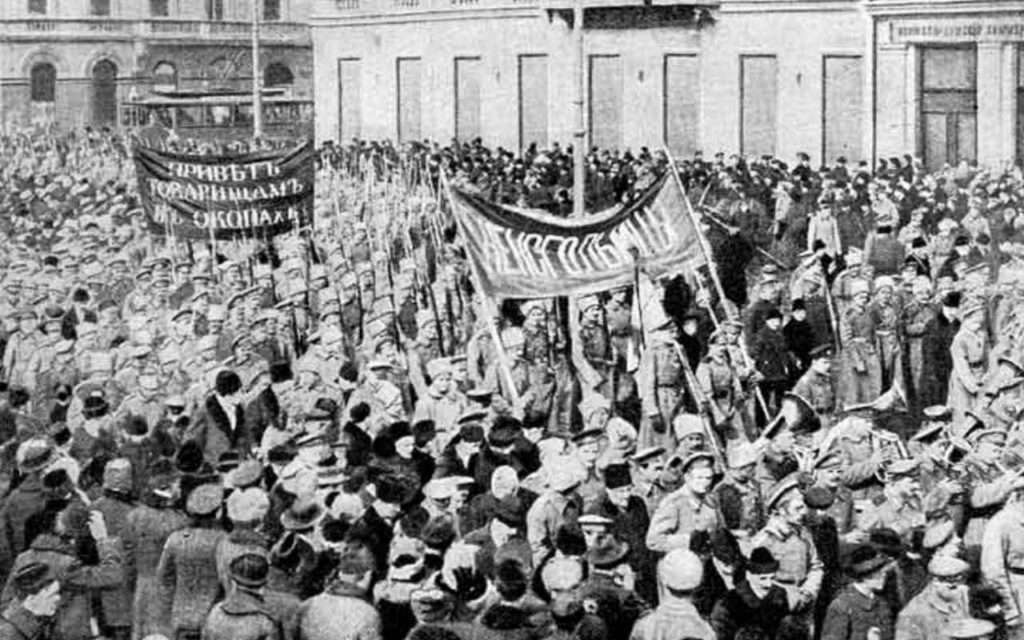 В Ивангородской крепости проведут реконструкцию событий 1917 года