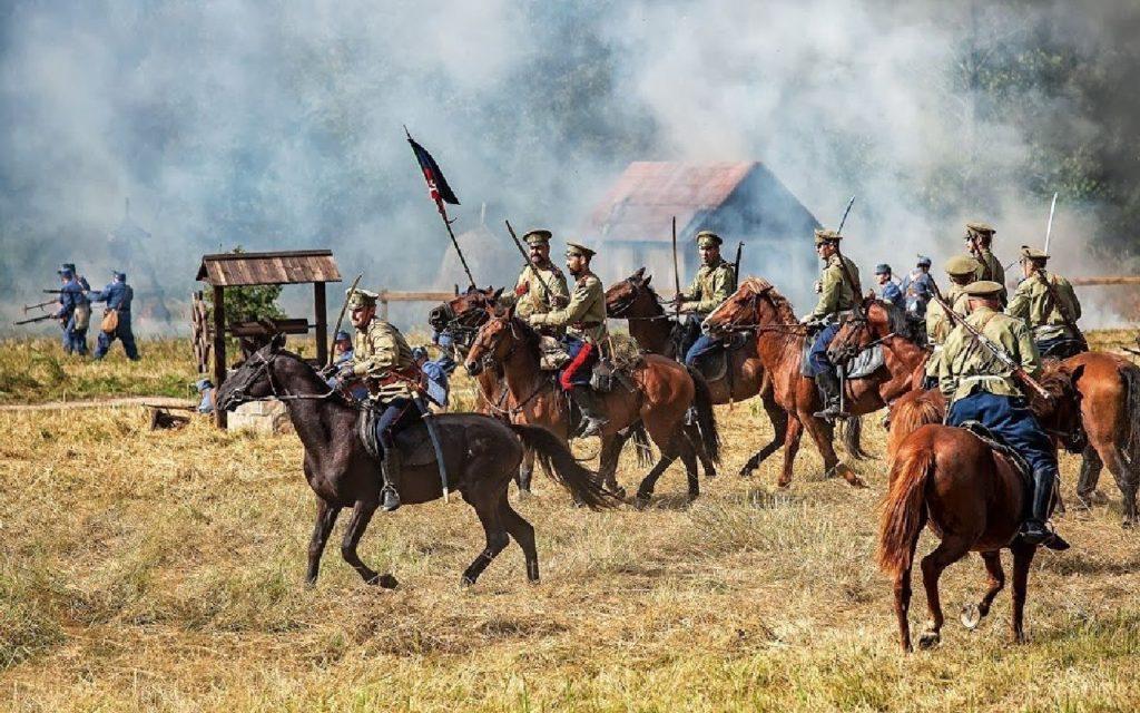 13 августа | Военно-историческая реконструкция Брусиловского прорыва