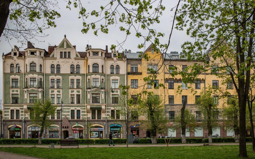 Исторические жилые здания Выборга впервые включены в план капремонта