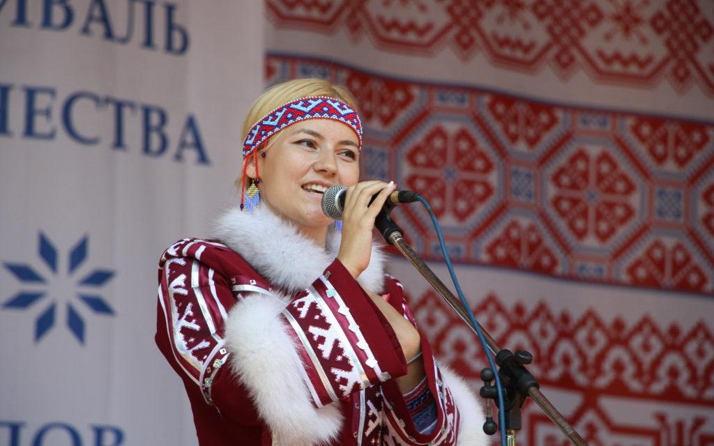 Малые народы встречаются на фестивале
