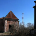 Памятник Демидову, Чирковицы, Ленинградская область