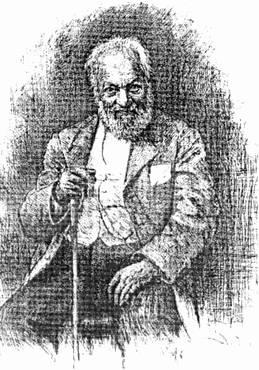 В. В, Магэ, 1899. Портрет Николая Леонтьевича Бенуа