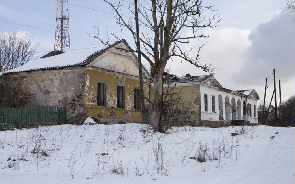 Почтовая станция Каськово