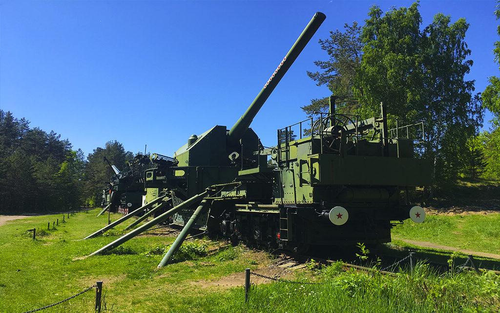 ВИО «Форт Красная горка» увековечил память минёров