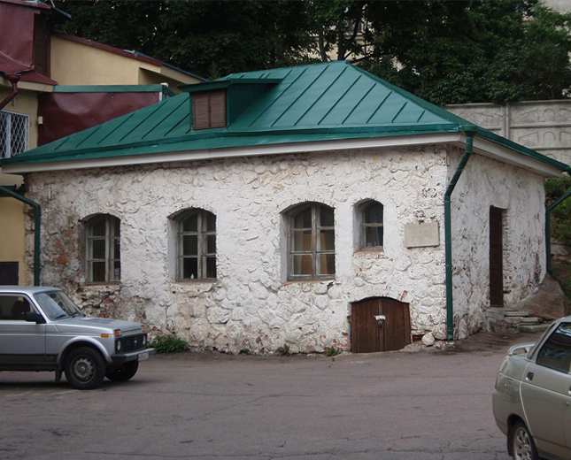 Гильдейский дом. Выборг. XVI в.