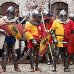Рыцари встретят весну традиционным турниром в Выборге
