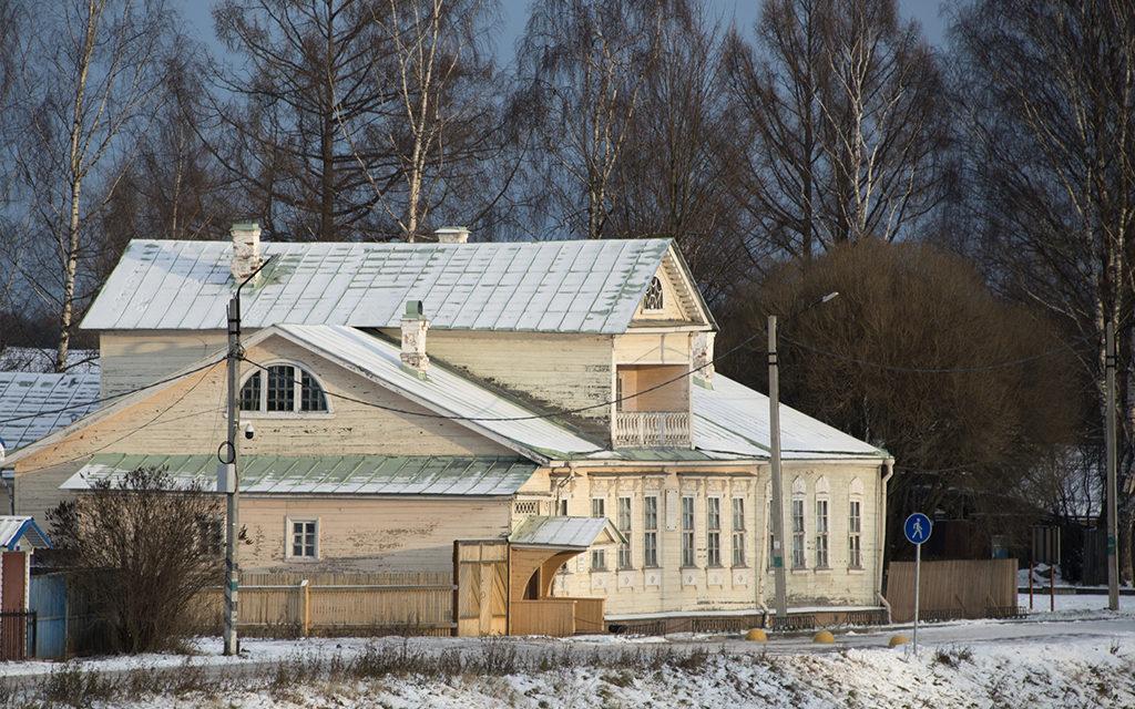 Знакомимся с музеями: Тихвинский музей Римского-Корсакова