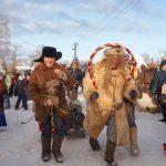 Большие святочные гулянья в Ленинградской области!