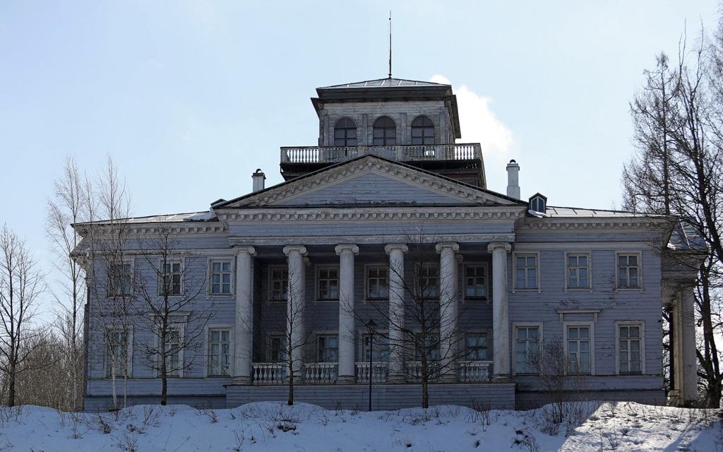 Музей-усадьба «Рождествено» приглашает в страну чудес